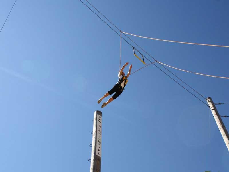 highjump event slider