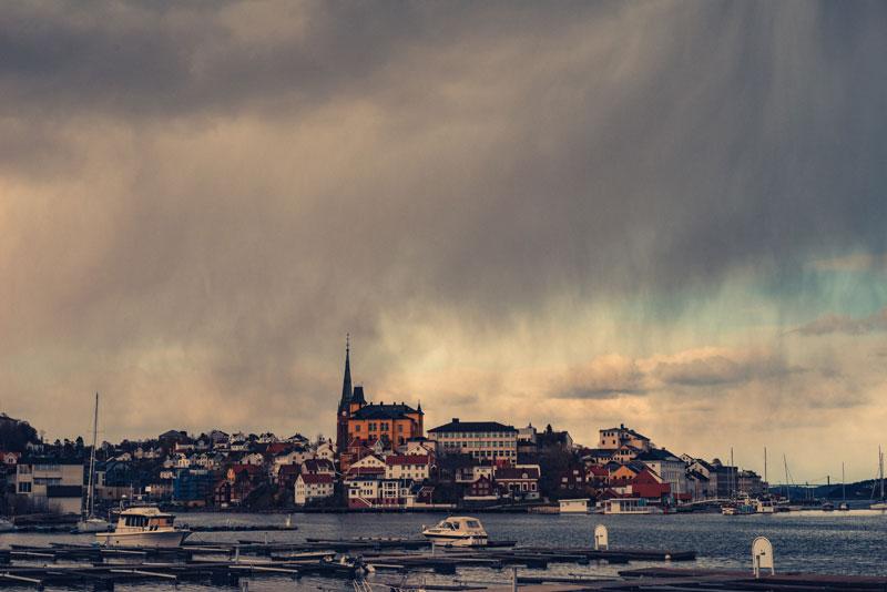 Utdrikningslag i Arendal