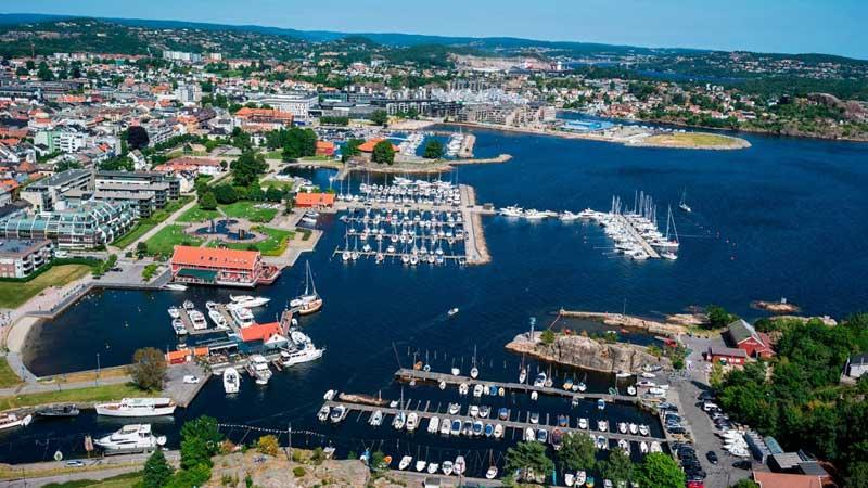 Utdrikningslag i Kristiansand
