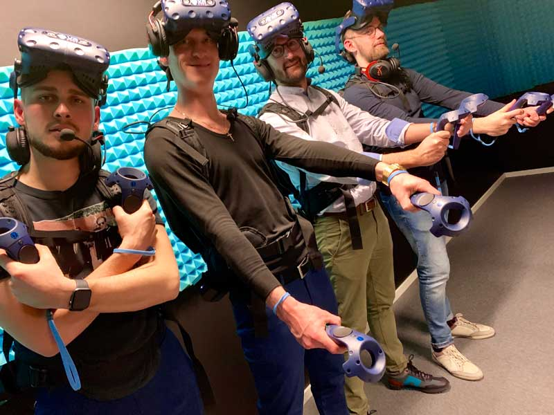 Vr game Zone Oslo